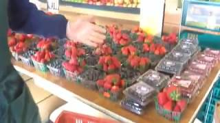 Blueberries from Fresno