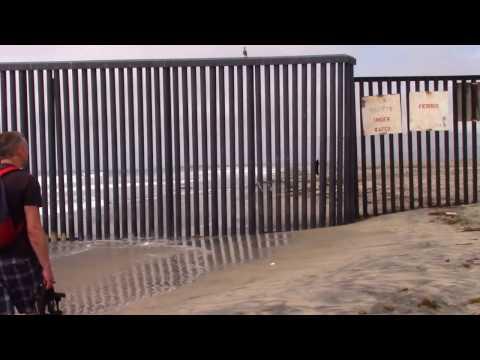 Tijuana - Mexico - us border