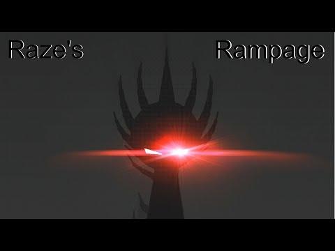 Elements 1-5 Raze's rampage