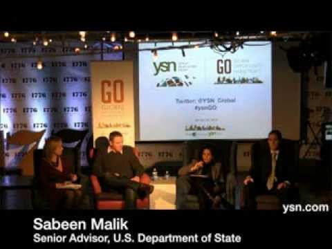 Panel Discussion on The Global Youth Unemployment Crisis