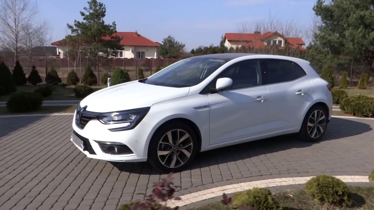 renault megane iv bose 1 2 tce 130 km 2016 youtube. Black Bedroom Furniture Sets. Home Design Ideas