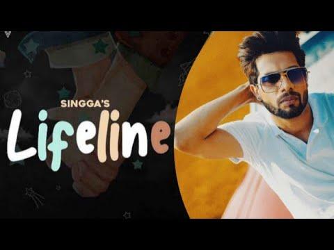 Download Lifeline (Full Video Song) SINGGA   Latest Punjabi Songs 2020   AAWAJ DIL KI  