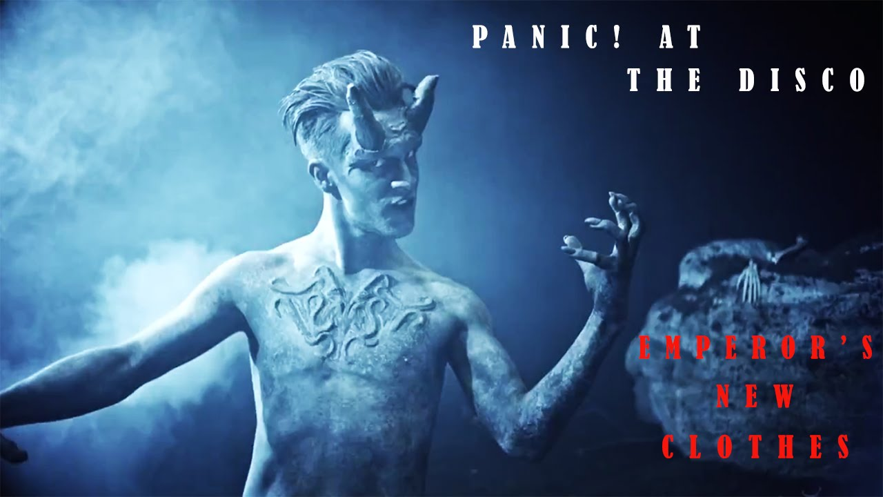 Panic At The Disco Emperor S New Clothes Album