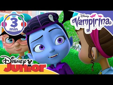 Vampirina | Girl Scout Song | Disney Junior UK