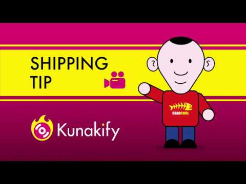 Kunakify Shipping Tip - A Shopify App to Automatically Fulfil CD ...
