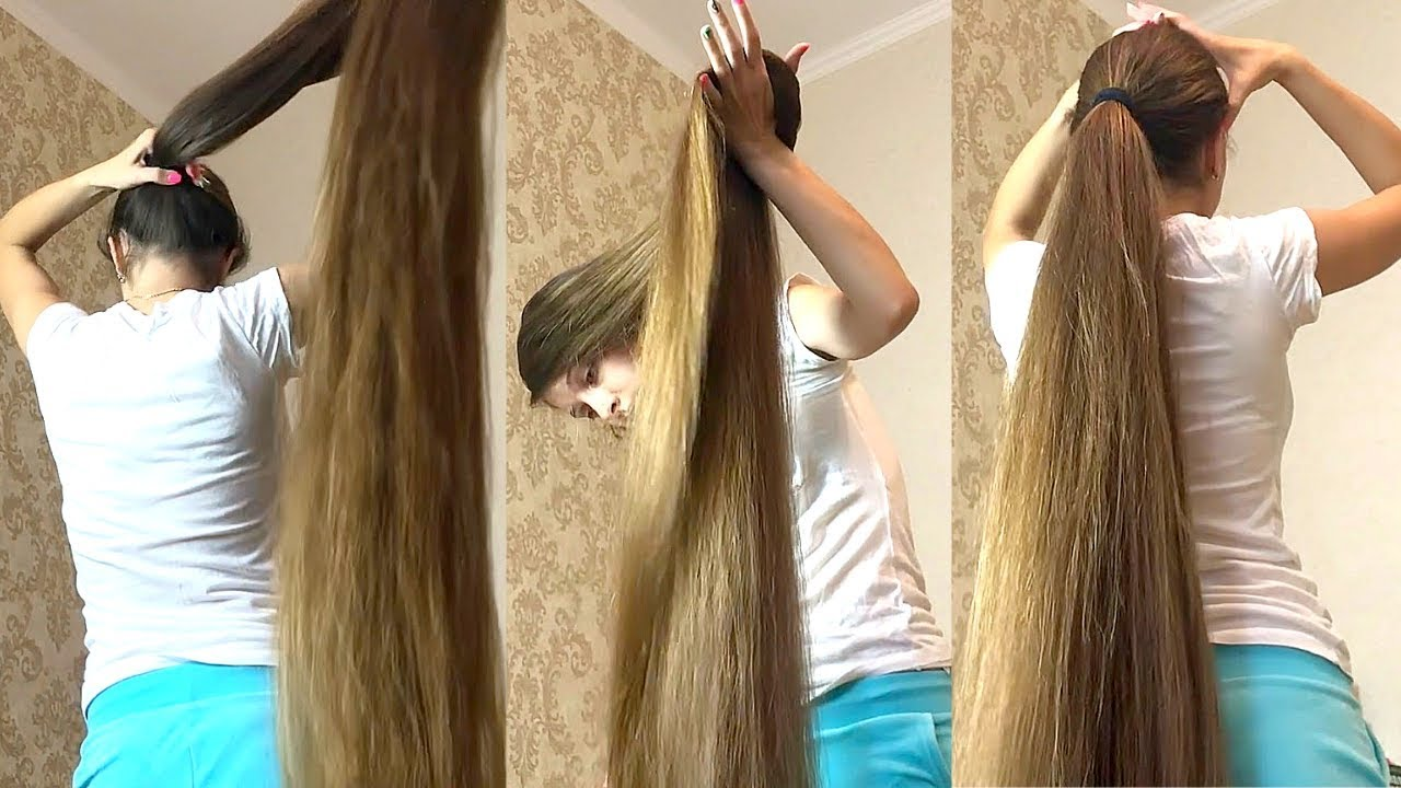 RealRapunzels  Insanely Long Hair (preview)