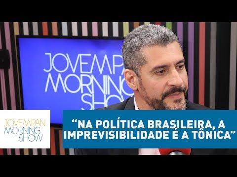"""Bruno Garschagen: """"Na política brasileira, a imprevisibilidade é a tônica"""""""