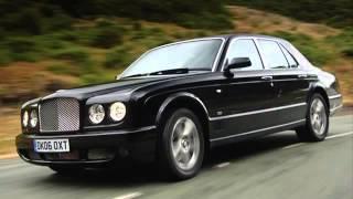 Бентли обзор автомобиля Bentley Arnage