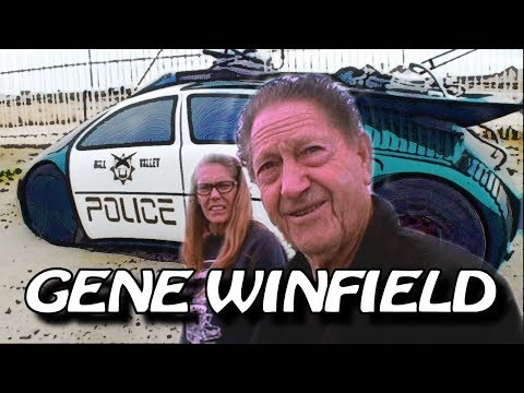 Gene Winfield And His Memorabilia Mansion - The KING OF CUSTOMS!