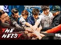 100 Thieves Doesn't Deserve Worlds Pt.1 | The Heist: Step 20 (NALCS Semifinals vs Team Liquid)