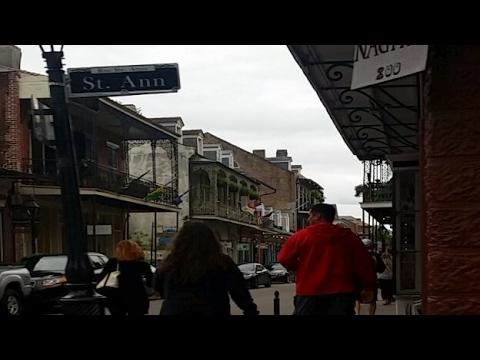 LIVE on Bourbon Street (VOODoo CAPITAL)