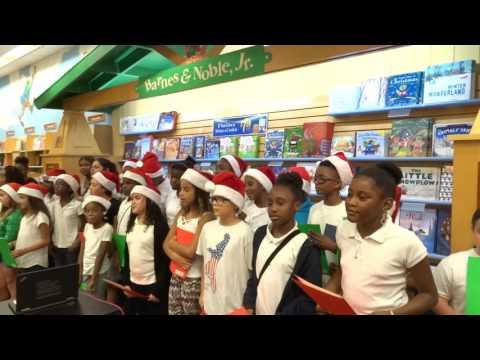 "Coral Springs Elementary School Chorus sings Bob Marley's ""Three Little Birds"""