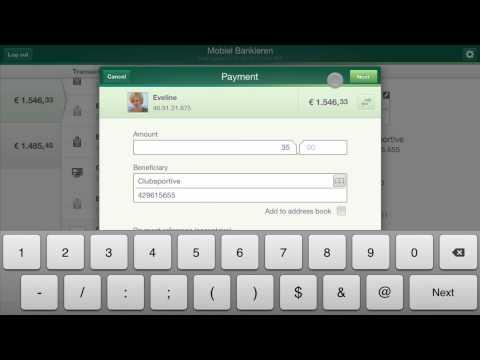 ABN AMRO Mobile Banking