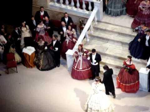 La Traviata de Giuseppe Verdi - Brindisi