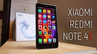 Обзор Xiaomi Redmi Note 4X. Чем отличается от Redmi Note 4? | Zopo.pro