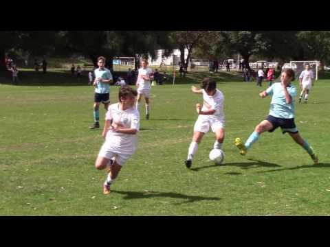 Top 4 WA NPL U14 Semi Perth SC vs Sorrento FC 4 Sept 2016