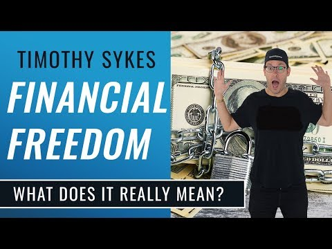 Financial Freedom: What Does It Really Mean?