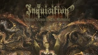 Inquisition - Obscure Verses For The Multiverse (album trailer)