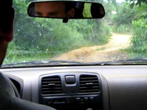Coco Beach Gabon Roads