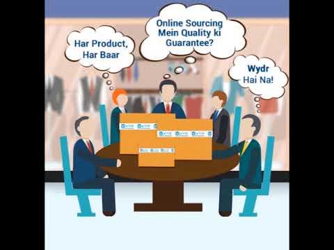 Wydr Wholesale E-Commerce - Assured Quality & No-Questions-Asked Return Description
