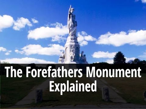 The Forefathers Monument Explained Youtube