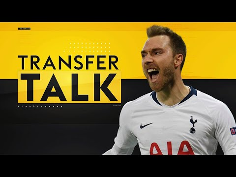 Should Christian Eriksen Stay Or Leave? | Featuring Expressions Oozing | Transfer Talk