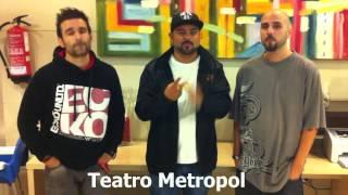 Nach en Bogotá // 11 de Noviembre // Teatro Metropol