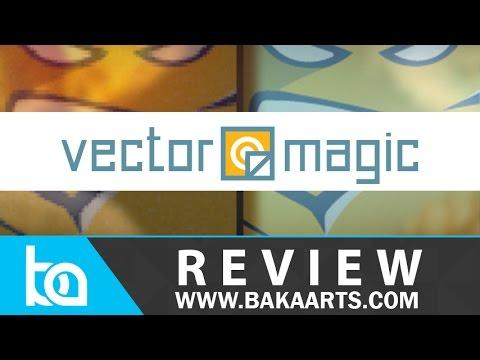 Vector Magic Desktop Edition Review | Bitmap to Vector ...