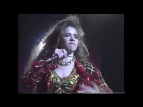 Gloria Trevi 1993 Concert Universal Amphitheatre Los Angeles