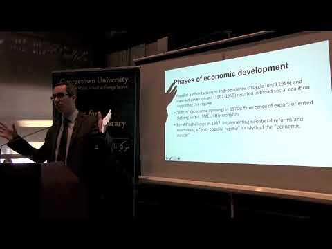 The Mood of Capital Corruption Perception in Ben Ali's Tunisia with Hannes Baumann February 2014