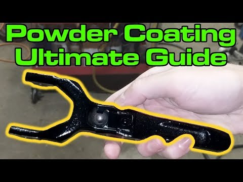 Home Powder Coating Ultimate Guide - Pro Tips & Tricks!