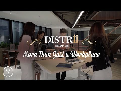 Distrii Singapore (Brand Video)