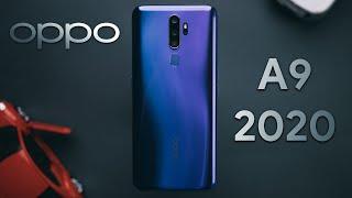 Oppo A9 2020 | طاقة مستمرة