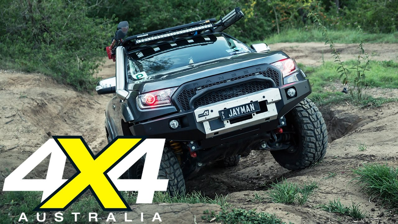 Ford Ranger PXII | Custom 4x4 | 4X4 Australia - YouTube
