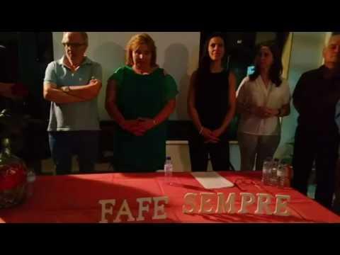 Apresentação da candidatura Fafe Sempre à União de Freguesias de Ardegão, Arnozela e Seidões