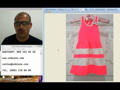06626bd4b38 Subimos mucha ropa para bebés a nuestro catálogo! UNBISNE Pacas de Ropa  Americana con Catálogo