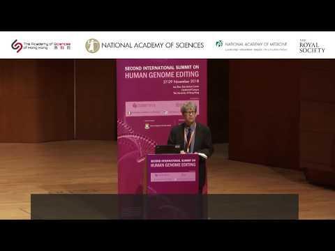 28 Nov 2018 -  International Summit on Human Genome Editing - He Jiankui presentation and Q&A