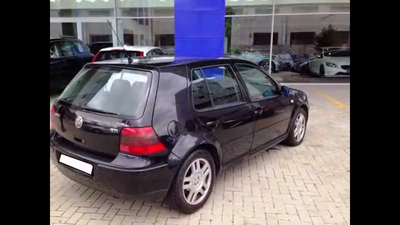 volkswagen golf iv 1 9 tdi 115 cv youtube. Black Bedroom Furniture Sets. Home Design Ideas