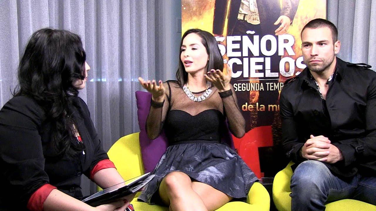 """Rafael Amaya y Carmen Villalobos """" EL SEÑOR DE LOS CIELOS ..."""