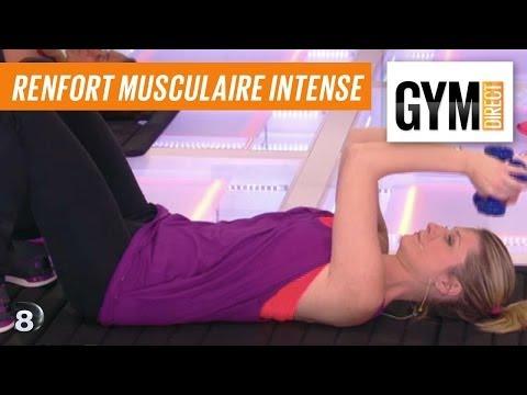 Musculation avec poids