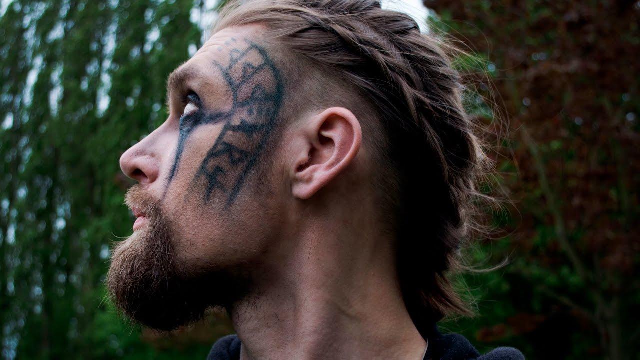 Viking Makeup Tutorial Inspired By Floki