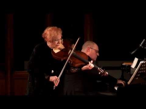 Lachrymae by Benjamin Britten - Rivka Golani and Michael Hampton