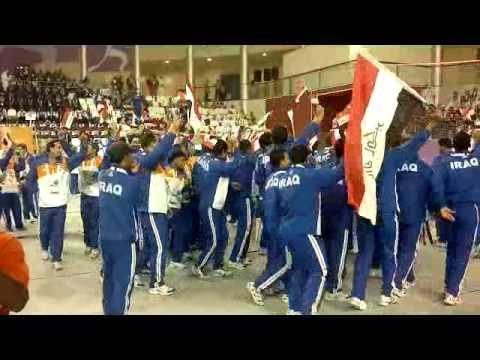 Arab Games 2011 Opening Ceremonies Part 1