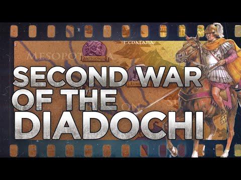 Diadochi Wars: Battles of Paraitakene and Gabiene 317–316 BC DOCUMENTARY