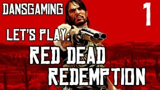 Red Dead Redemption - Part 1 - Let