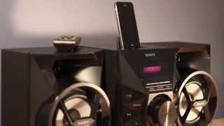Sony MHC-EC619iP Speaker System Review