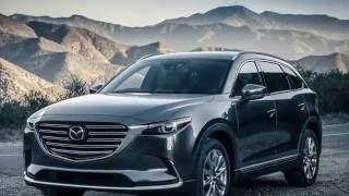 2018 Mazda CX-9 Exterior, Interior & Engine