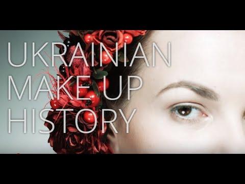 Ukrainian make up and clothes history