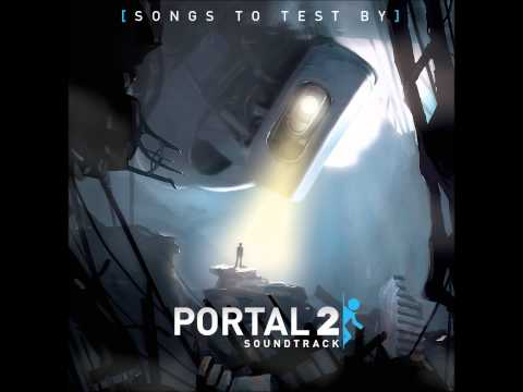 Portal 2: Cara Mia Addio (full, HQ audio)
