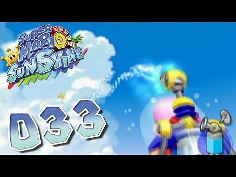 Let's Play Super Mario Sunshine [German][Blind] #33 - Ein goldener Vogel